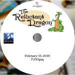 The Reluctant Dragon label