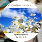 2 pm spring 2016 disc label